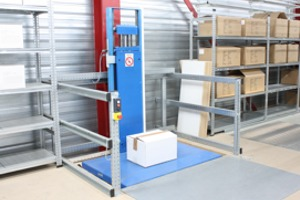 Plateaulift van BJ Solutions