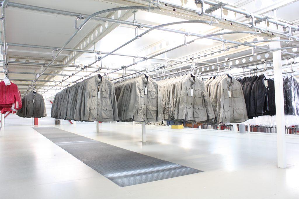 "GOH - Garment on Hanger - ""Kleding op een hanger"""